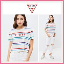 大人気! ☆GUESS☆ Belmont Cropped T-Shirt