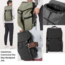 lululemon Command the Day Backpack 24L 3色