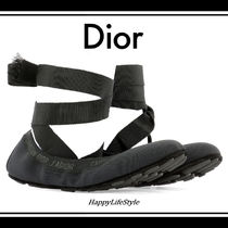 lovely♪◇Lace Up バレリーナ シューズ◇Dior