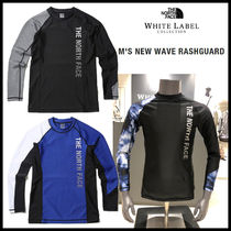THE NORTH FACE★19SS M'S NEW WAVE RASHGUARD_NT7TK03
