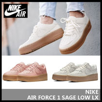 【NIKE】AIR FORCE 1 SAGE LOW LX AR5409-600 AR5409-100
