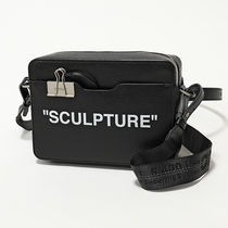 OFF-WHITE OWNA054S19423069 SCULPTURE CAMERA BAG ボディバッグ