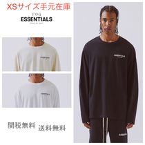 国内即発 [FOG] Essentials Long Sleeve T-Shirt ロンT