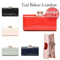 ☆Ted Baker London♦Bobble Patent Leather Wallet