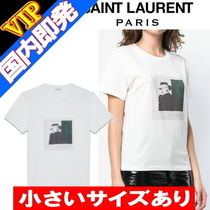 ◆◆VIP◆ ◆Saint Laurent 「Pola Esther」Tシャツ