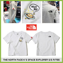 ★The North Face KIDS★SPACE EXPLORER Tシャツ★ NT7UK09U