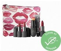 Kiss 'N Fly Lip Care & Lipstick Set 5点セット