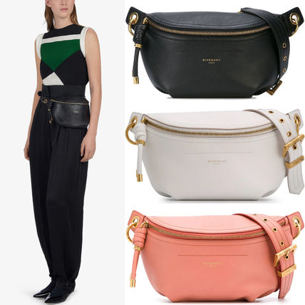 6f2ebb15144 G498 WHIP BUM BAG IN SMOOTH LEATHER