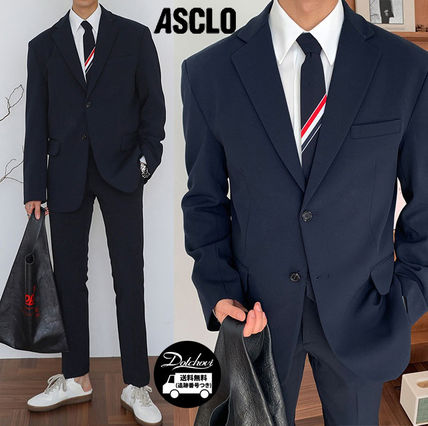 ASCLO スーツ ASCLO Cos Relax Single Suit (3color) MH220 / 追跡付
