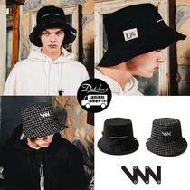WVPROJECT TEATIME BUCKET HAT MU350 / 追跡付