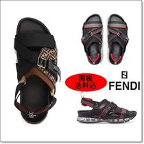 VIPセール★FENDI◎Winners FFロゴ サンダル 7X1225A647F15VV