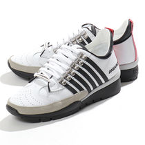 DSQUARED2 SNM0101 11570001 M072 Lace-Up Low Top スニーカー