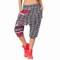 ☆ZUMBA・ズンバ☆For All Harem Capri Pants
