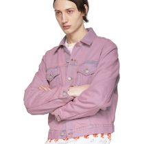 【Acne Studios】 Bla Konst Collection Denim 1998 Jacket PINK