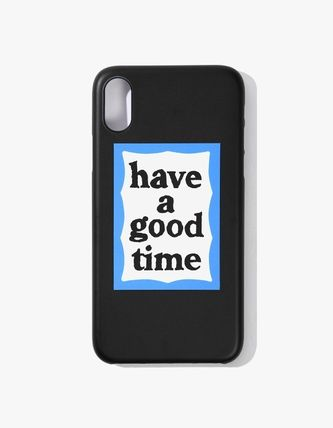 have a good time スマホケース・テックアクセサリー 【have a good time】Frame Iphone Case X/XS (関税送料込)(3)