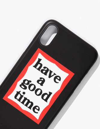 have a good time スマホケース・テックアクセサリー 【have a good time】Frame Iphone Case X/XS (関税送料込)(4)