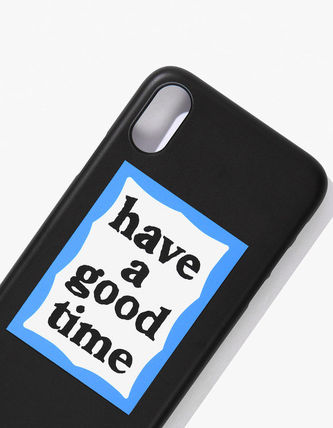 have a good time スマホケース・テックアクセサリー 【have a good time】Frame Iphone Case X/XS (関税送料込)(5)