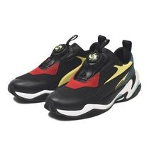 国内配送 PUMA THUNDER SPECTRA DISC BLACK / RIBBON