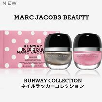 2019春夏☆MARC JACOBS☆RUNWAY COLLECTION☆ネイルセット