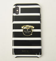 KATE SPADE☆☆RING & STRIPE iPhone ケース XS&X, XR 対応