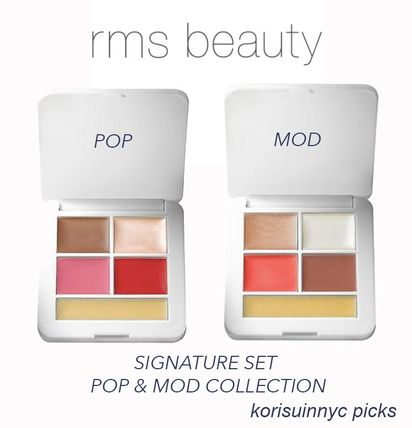 rms beauty メイクアップその他 BE NATURAL コスメ*安全* RMS*SIGNATURE SET