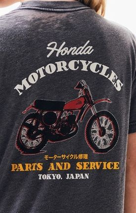 PacSun Tシャツ・カットソー 最新作!! ★PacSun★ Honda Service Center T-Shirt(4)