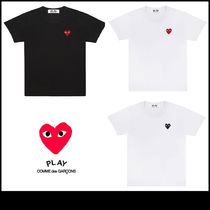PLAY COMME des GARCONS 半袖 Tシャツ ハート ロゴ メンズ