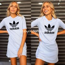 【adidas/originals】T-Shirt Dress/Tシャツワンピース