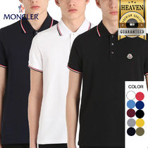 MONCLER(モンクレール) ポロシャツ 累積売上総額第1位!【MONCLER 19春夏】POLO_ポロシャツ
