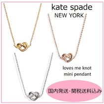 【国内発送】loves me knot mini pendantセール