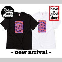 have a good time(ハブアグットタイム) Tシャツ・カットソー have a good time Spiral Logo SS Tee NE867 / 追跡付