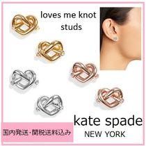 【国内発送】loves me knot studsセール
