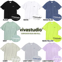 ★VivaStudio★19SS LOCATION LOGO SHORT SLEEVE IS(全8色)
