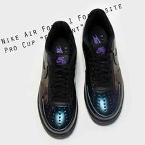"Nike Air Force 1 Foamposite Pro Cup ""Eggplant""メタリック"