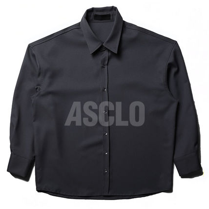 ASCLO シャツ ASCLO BT Over Cuffs Shirts (5color) MH253 / 追跡付(10)