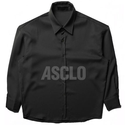 ASCLO シャツ ASCLO BT Over Cuffs Shirts (5color) MH253 / 追跡付(11)