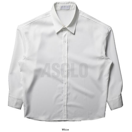 ASCLO シャツ ASCLO BT Over Cuffs Shirts (5color) MH253 / 追跡付(13)