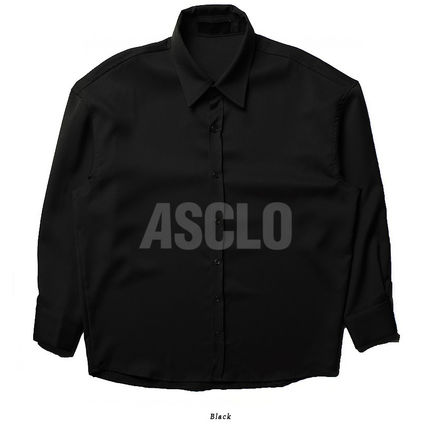 ASCLO シャツ ASCLO BT Over Cuffs Shirts (5color) MH253 / 追跡付(14)