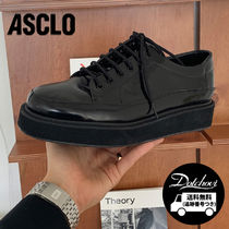 ASCLO Sneaker Derby Shoes MH258 / 追跡付