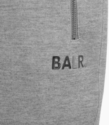BALR ハーフ・ショートパンツ ※SALE※BALR./Q-SERIES CLASSIC SWEAT SHORTS/送関込(4)