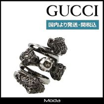GUCCI (グッチ)タイガー モチーフ リング〈国内発送・関税込〉
