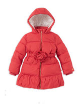 Kate spade New York  girls rosette puffer coat 大人もOK