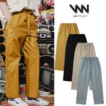 WV PROJECT★ANDI WIDE PANTS -MJLP7258 4カラー