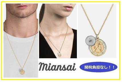 MIANSAI ネックレス・チョーカー 14KゴールドTest of Time Necklace☆MIANSAI