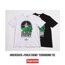 18SS Supreme UNDERCOVER Public Enemy Terrordome Tee コラボ