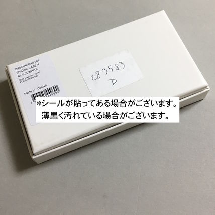 GIVENCHY スマホケース・テックアクセサリー GIVENCHY ロゴ iPhone case(10)