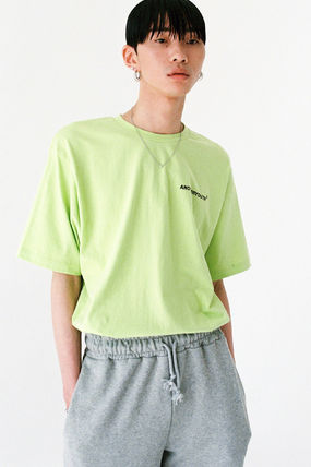 ANOTHERYOUTH Tシャツ・カットソー ☆韓国の人気☆【ANOTHERYOUTH】☆Basic Logo T-Shirts☆4色☆(2)