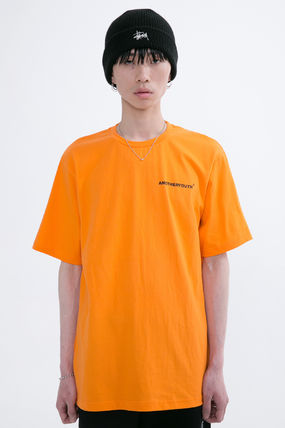 ANOTHERYOUTH Tシャツ・カットソー ☆韓国の人気☆【ANOTHERYOUTH】☆Basic Logo T-Shirts☆4色☆(8)