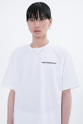 ANOTHERYOUTH Tシャツ・カットソー ☆韓国の人気☆【ANOTHERYOUTH】☆Basic Logo T-Shirts☆4色☆(12)