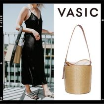 日本完売【VASIC】Jane bucket bag